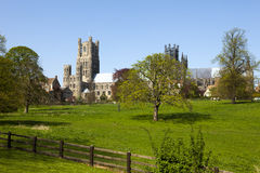 Ely Cathedral Fotografia de Stock Royalty Free