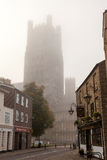Ely Cathedral, Cambridgeshire Imagens de Stock Royalty Free