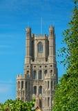 Ely cathedral Cambridgeshire England Royalty Free Stock Photo