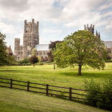 Ely Cathedral, Cambridgeshire, UK Royalty Free Stock Photos