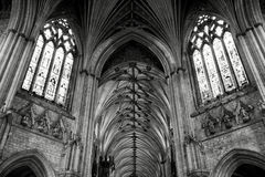 Ely Cathedral Heights Stock Fotografie