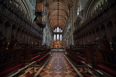 Ely cathedral Royalty Free Stock Image