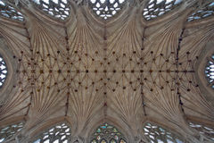 Ely cathedral lady chapel Royalty Free Stock Photo