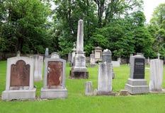 Ely Cemetery Royalty-vrije Stock Foto's