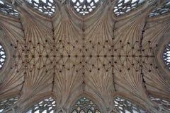 Ely damy katedralna kaplica Zdjęcie Royalty Free