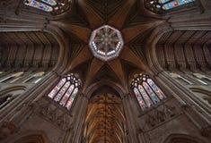 Ely katedra Fotografia Stock