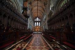 Ely katedra Obraz Royalty Free