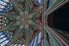 Ely katedra Obrazy Stock