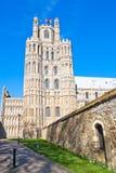 Ely katedra Zdjęcia Stock