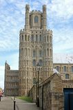 Ely katedra, Cambridgeshire Fotografia Stock