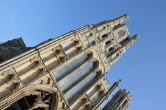 Ely katedry wierza od południe zdjęcia stock