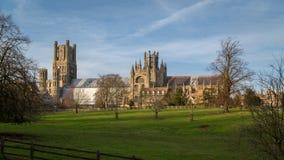 Ely Kathedrale lizenzfreies stockfoto