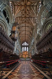 Ely-Kathedrale Stockfotografie