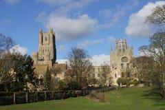 Ely Kathedrale Stockbild