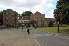 Ely's Bishop Palace royalty free stock image
