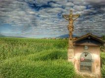 Elzas, Франция Стоковые Изображения RF