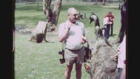 Emú de alimentación metrajes