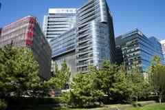 Em Ásia, o Pequim, chinês, escultura, torch Foto de Stock Royalty Free