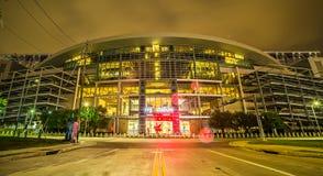 em abril de 2017 hOUSTON tEXAS - estádio de futebol de Houston Texas NRG foto de stock royalty free