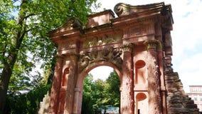 em Alemanha ainda uns monumentos bonitos e históricos bem conservados Fotografia de Stock