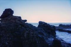Em algum lugar além do mar foto de stock royalty free