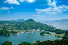 Em algum lugar em Japão Imagens de Stock Royalty Free