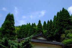 Em algum lugar em Japão Imagem de Stock
