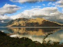 Em algum lugar em Nova Zelândia Fotos de Stock Royalty Free
