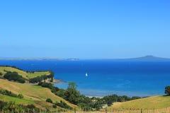 Em algum lugar em Nova Zelândia Imagem de Stock Royalty Free
