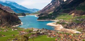 Em algum lugar em Suíça fotos de stock royalty free