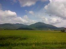 Em algum lugar na ilha de Lagkawi Fotografia de Stock Royalty Free