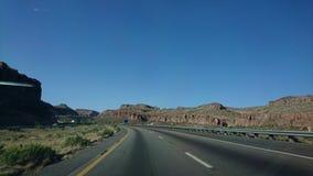 Em algum lugar no Arizona Imagens de Stock Royalty Free