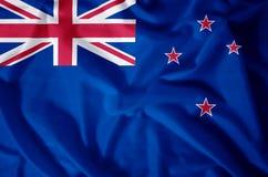 Em algum lugar em Nova Zelândia ilustração stock