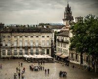 Em Avignon, França imagens de stock