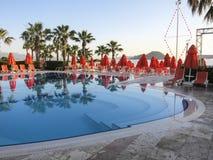 Em férias em Turquia Imagem de Stock
