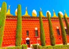 Em Figueres na Espanha imagem de stock royalty free