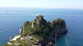 Em Itália, uma península interessante Foto de Stock