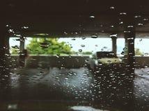 Em meu carro Foto de Stock Royalty Free