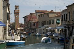 Em Murano Imagens de Stock
