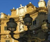 Em Palermo Imagens de Stock