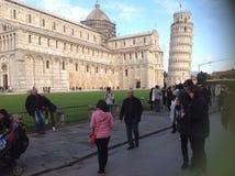 Em Pisa Fotos de Stock