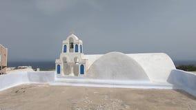 Em Santorini - turista grego do curso da ilha filme