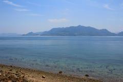 em Seto Inland Sea, Japão foto de stock royalty free