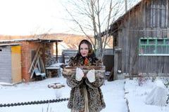 Em sixes e em sevens, inharmoniously Fotos de Stock Royalty Free