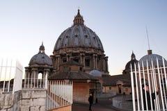 Em St Peter imagens de stock