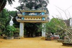Em Thien um pagode, Quang Ngai, Vietname - 24 de março de 2016, Fotos de Stock