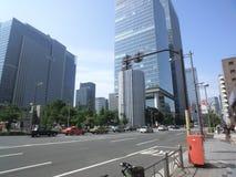 Em torno da estação do Tóquio Imagens de Stock Royalty Free