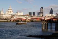 Em torno de Londres Foto de Stock