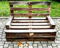 Em um parque Foto de Stock Royalty Free