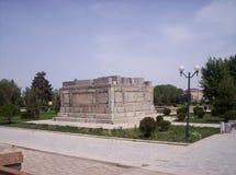 Em Usbequistão, Samarkand Mausoléu de Sheibanids Fotos de Stock